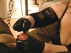 Silicone Sound Dilatation By My MISTRESS