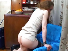 Mistress has irritant and pussy licked