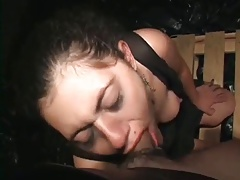Gag the Hussy #6 Down Her Windpipe (MeSsY & Rough)