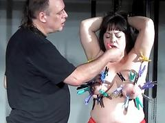 Wifes amateur bdsm and chubby Andreas hardcore