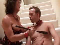 Hot mom getting fucked by her dissimilar consequent