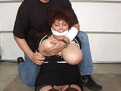 teacher elane limits plus gagged