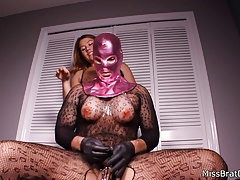 Mouse Sllave Idolize Femdom Pussy