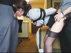 Baby Threesome #2 She love to be Used
