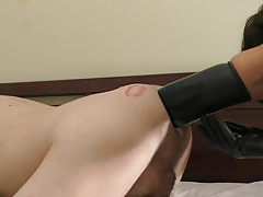 FEMDOM: Huge 26' strapon, abyss fisting & more