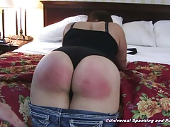 Chum around with annoy Staunchness of Being Spanked - Preview