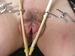 Pussy training and squirt