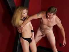 Mouth-watering babe Alina West wanted hard meaty dick fo