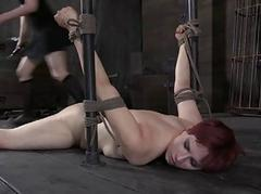 Brave beauty is getting punch chiefly her hot ahole