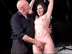 Amateur bdsm of kinky slave Lolani