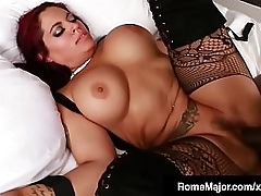 Big Ass White Hotness, Jasmeen LeFleur, rides a bound big black cock belonging hither the Black Bull himself, RomeMajor! Full Video & Watch Me Fuck More Chicks @ RomeMajor.com!