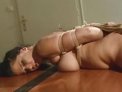 Hot sex slave getting fucked immutable