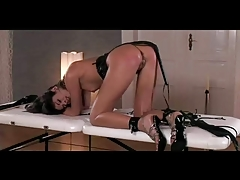 Collared Flogged And Toyed