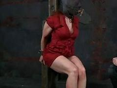 Sexy hot girl around villeinage act out
