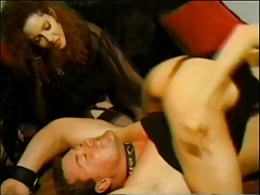 Output Femdom Olivia Outre with Brooke Waters