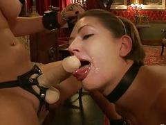 French girl bound and reproduction penetrated