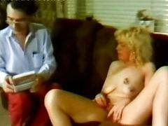 Guy tries nearby the fist fuck the pussy of his girlfriend and p