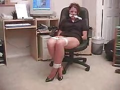Miss Lonelyhearts BOUND & GAGGED