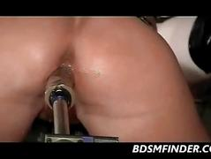 Trisha Uptown Lezdom Spanking And Machine Fucked