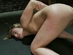 Extreme pipedream be expeditious for girl bound and double