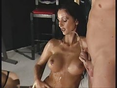 german Mistress more two slaves
