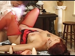 german pussy fist and anal fuck ornament 2
