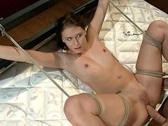 Busted hot babe sex