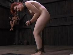 In a tizzy loveliness is punished