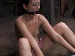 Sweet babe gets lusty bother