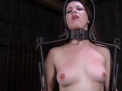 Cookie gets her pussy engorged