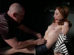 Extreme fantasy be advisable for girl bound and double