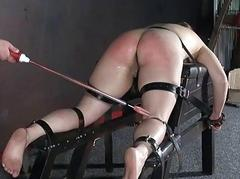 Cattleprod electro bdsm and hardcore amateur sm