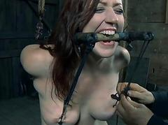 Extreme pleasures for belle